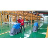 滨州工厂环氧地坪用艾隆洗地机可以吗
