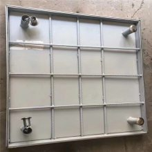 昆山市金聚进新型不锈钢井盖定做厂家销售
