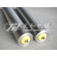 供应 无动力锥辊 不锈钢/碳钢 镀铬锥形滚筒 锥形滚筒 生产厂家