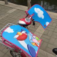 厂家直销 夏季防晒手套户外骑车电动车自行车防紫外线遮阳手把套