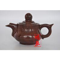 木鱼石茶具酒壶,木鱼石