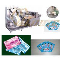 供应久业机械JY-D100义乌湿巾包装机,全自动单片湿巾包装机