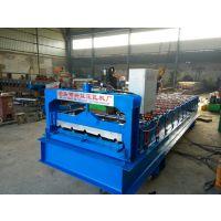 河南840型彩钢压瓦机 河北省冷弯成型机械设备