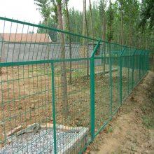 球场围栏网 专业安装防护栏 铁路高速围栏网厂家