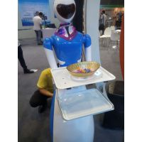 上海坤波餐饮服务机器人