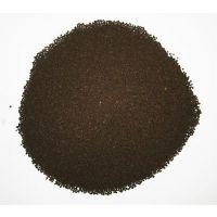 元杰牌优质锰砂 天然水处理滤料 除铁除锰专用锰砂滤料
