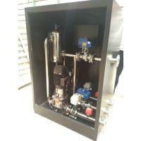 石家庄博谊冷凝器胶球自动在线清洗设备BeJQ-200