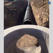 外带支撑肋管的HDPE管 克拉管B管哪里有卖的 生产厂在河北的 泰沃管