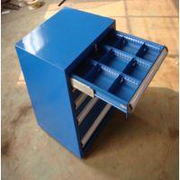 洛阳乾昊厂家直供工厂车间用金属优质冷轧钢移动工具柜