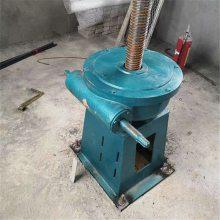 闸门专用启闭设备QL-80KN手摇式螺杆启闭机