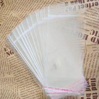 8厘米小丑娃娃专用包装袋 OPP透明塑料袋子 带挂孔防尘防水袋子