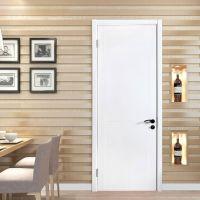 厂家直销瑞佳木门皇朝世家木门白色烤漆实木复合门卧室套装门定制