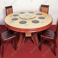 海德利厂家直销电脑桌椅图片不锈钢火锅桌专业定做办公室桌椅摆放风水餐桌餐椅组合 实木批发代理