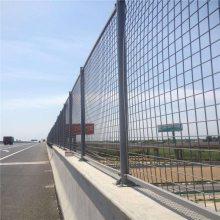 防眩网工程 护栏网防护网 监狱隔离网 包头围墙带框护栏网