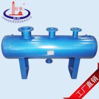 郑州厂家来图定制 碳钢集分水器 DN500集水器 分水器 分水缸