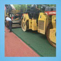 彩色沥青路面施工 石家庄彩色沥青道路材料施工
