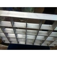 兴昂生产热镀锌钢格板/加厚型平台钢格板