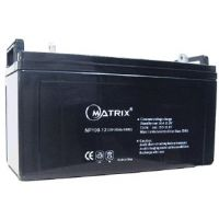 矩阵Matrix蓄电池12V120AH /矩阵蓄电池NP120-12