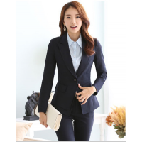 海珠区职业装专业订做 夏季男女衬衣工作服专业订做