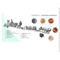 供应早餐谷物休闲食品设备营养米粉生产线