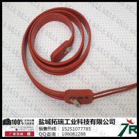 厂家直销供应1m硅胶加热带 5m硅胶发热带 5m硅胶电热带