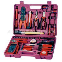 ENDURA力易得 50件电讯工具组套E1411 维修套装工具