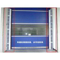 风幕机连动高速卷帘门产品供应、唐山风幕机连动快速门18601212630
