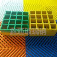 玻璃钢格栅用途和玻璃钢盖板的应用