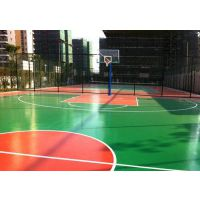 硅pu篮球场材料哪家好、珠海硅pu篮球场材料、优踏体育