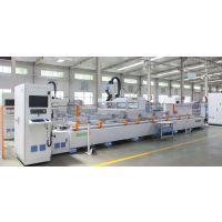 铝型材加工中心 派克机器工业铝加工设备 四轴数控加工中心