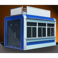 售货亭、便民服务亭、收费亭、岗亭、候车亭、玻璃岗亭