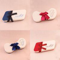 新款高档蝴蝶结13格巧克力盒子月饼糕点包装盒创意喜糖盒结婚