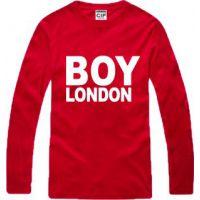 男装女装情侣英伦打底衫BOY LONDON权志龙新款长袖T恤时尚休闲T恤