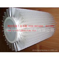 山东潍坊信承工业毛刷低价定做供应各种板刷、毛刷辊、条刷