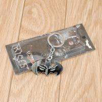 batman钥匙扣 动漫钥匙扣 蝙蝠侠钥匙扣 高档锌合金钥匙扣挂件
