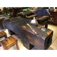 厂家直销各种船木家具,檀木家具 船木茶几 也可定制