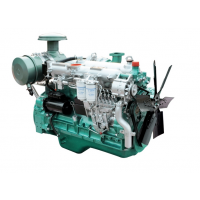650KW 玉柴发电机组技术参数 型号YC6C1070-D31 国三发动机 HDY650GF