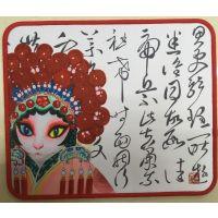 东莞厂家定做丝绸布面鼠标垫来图来样定做楚人龙批发