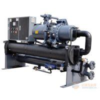 广东鸿宇HYG-120D螺杆式混凝土冷水机适用于大坝混凝土施工