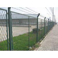 供应供电所高压设备安全防护铁丝网围栏-河北坤欧防护网厂
