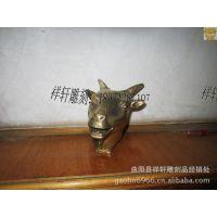 2014年改运吉祥物铜羊摆件|家居装饰工艺品铸铜雕塑|现货铜雕羊头