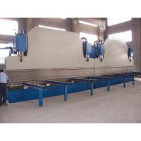 CNC双机联动液压板料折弯机 数控机床