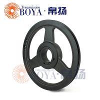 河南皮带轮采购spa63-01选无锡帛扬锥套皮带轮厂家
