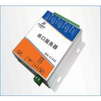 江苏百瑞自动化推出串口服务器连接设备BR-G102通讯规约机