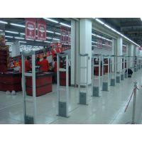 淄博超市防盗(标签、磁扣)泰安服装店防盗报警器安检门