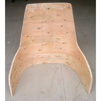 弯曲木加工,异形板,韩式板式椅子白胚,沃尔美供应