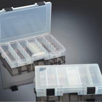 透明塑料收纳盒 多格整理收纳盒 储物首饰盒 自由拼装款收纳盒