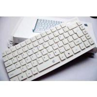 平果巧克力小键盘 USB小键盘 笔记本电脑外接键盘 迷你不带数字