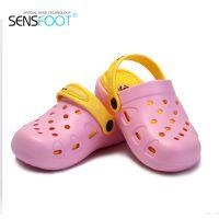 SENSFOOT 儿童防滑鞋 洞洞鞋 凉鞋 男女 夏季童鞋 SW-016