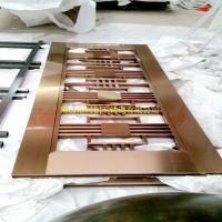 简约不锈钢片屏风加工 欧美风格爆款工艺屏风 包邮不锈钢屏风
